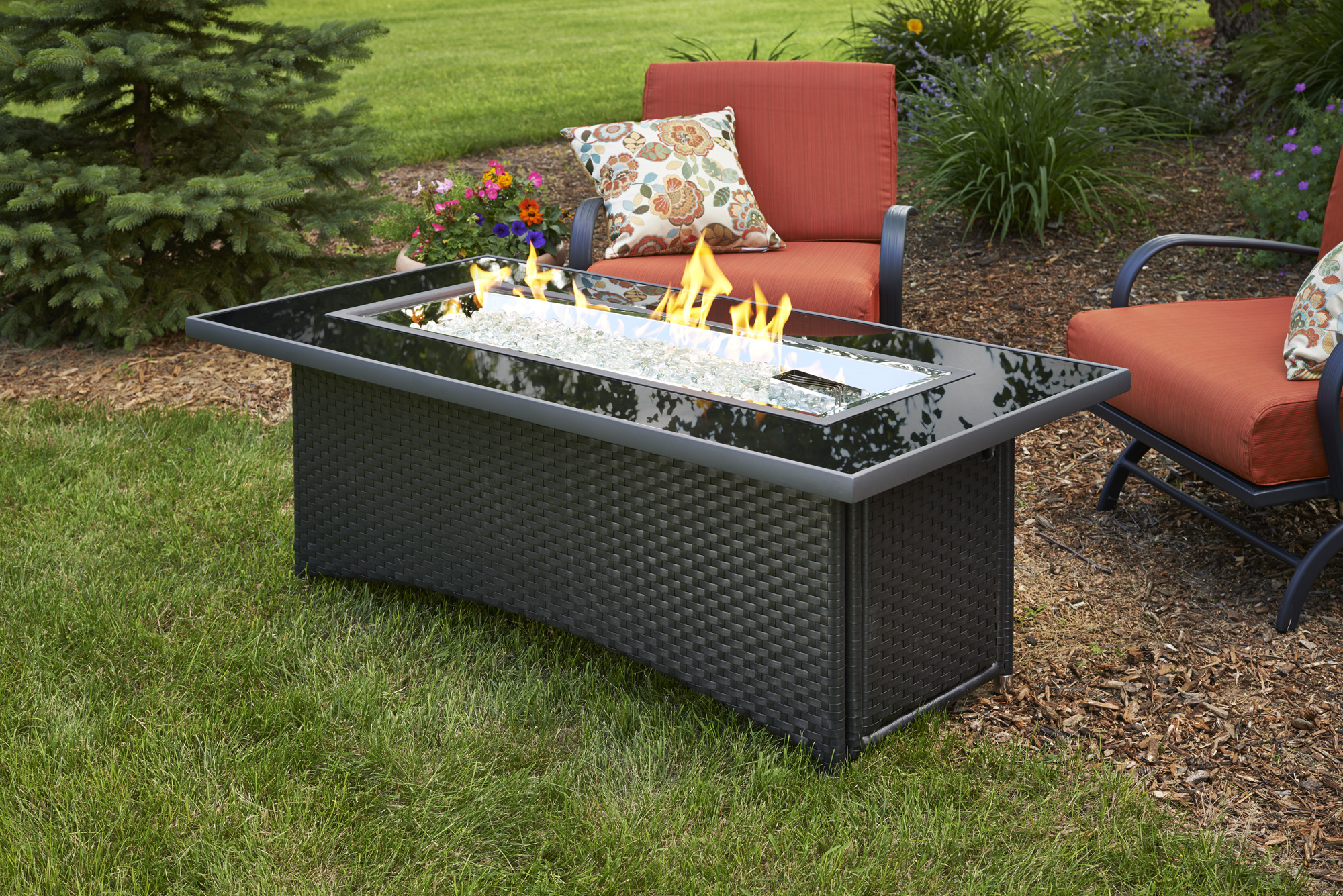 MONTEGO LINEAR GAS FIRE PIT Image
